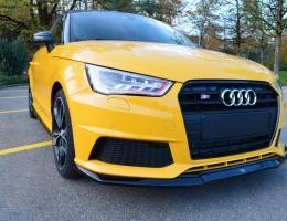 SPOILER Audi S1 8X 2014-2018