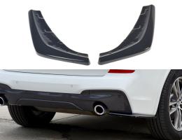 REAR SIDE SPLITTERS BMW X3 G01 M-PACK