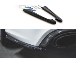 SPLITTER TRASERO RS6 C7 2013-