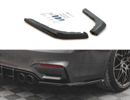 SPLITTERS TRASEROS BMW M4 F82 2014 -