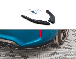 SPLITTERS TRASEROS BMW M2 F87 2016 - 2020