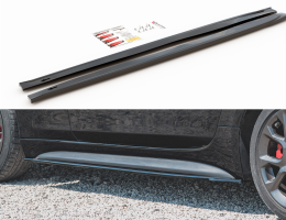 DIFUSORES LATERALES Fiat 124 Spider Abarth 2017