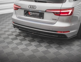 SPLITTER TRASERO Audi A4 B9 Sline 2015