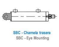 CILINDRO ISO 3320 - CHARNELA MACHO - SBC