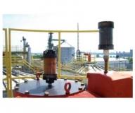 Mezcladora en planta de etanol