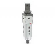 Filtro Regulador Camozzi 1/8 - 1/4 Serie MD