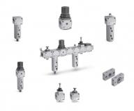 Filtro Regulador Lubricador Serie MC