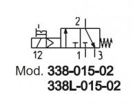 Mod. 338-015-02 Camozzi