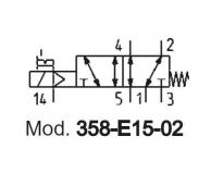 Mod. 358-E15-02