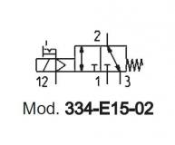 Mod. 334-E15-02