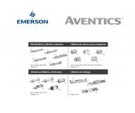 Cilindros Aventics - Emerson