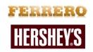 Hershey y Ferrero hacen una alianza logística