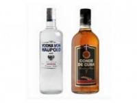 Vodka Von Haupold y Ron Conde de Cuba, los premium más desconocidos de Rives