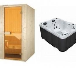 Jacuzzi y Saunas