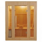 Sauna Vapor Zen 3 personas