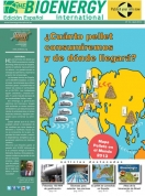La nueva revista Bioenergy International, lista para suscriptores