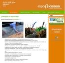 Expobiomasa 2014, la Feria de los Profesionales. Organiza AVEBIOM