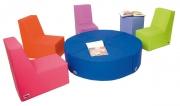 figura foam, sofa foam, butaca foam, asiento foam, transformer foam