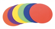 discos antideslizantes, marcas suelo, marcas circulos