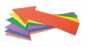 marcas suelo, flechas, flechas suelo, flechas señalizacion