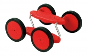 pedalo, pedalo individual basico, pedal roller individual