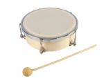 tambor, tambor con baqueta