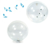 jinglin ball, jinglin´ball, balon sonoro, balon sonoro gigante
