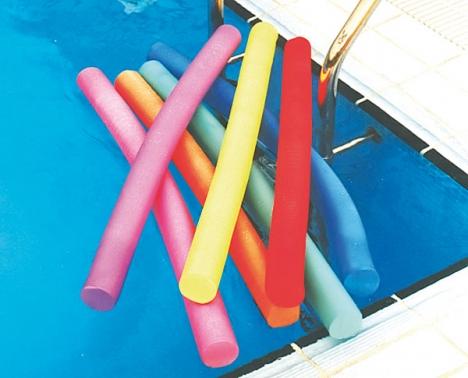 cilindro piscina, cilindro espuma, churro, churro piscina, patata piscina