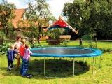 trampolin, cama elastica, trimilin, trimilin fun 43, cama elastica exterior