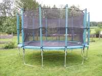 jaula cama elastica, jaula cama elastica trimilin fun, red cama elastica