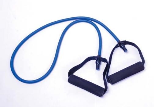 goma tubular, body tube, tubo elastico thera-band, tubo elastico