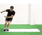 slide board, slide fitness, slide