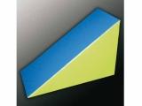 figura foam, triangulo foam, triangulo psicomotricidad, rampa foam, rampa psicomotricidad