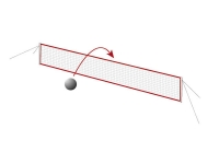 set futbol tenis, set tenis, postes tenis, red tenis, postes futbol tenis