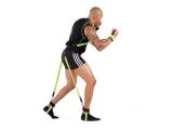 punch trainer, striker, cinturon resistencia