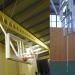 sistema adaptacion basket minibasket, adaptador a minibasket