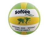 balon voleibol cuero, balon voley cuero, balon voley silvi