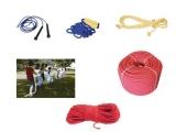 cuerdas, combas, gomas