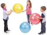 soffy, play & beach ball, balon gigante, balon gigante infantil