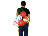 red portabalones, red portamaterial, guarda balones, red balones