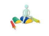 semicilindro postural, semicilindro terapeutico, semicilindro foam