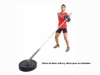 pieza core trainer, core, core 50 mm