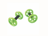 rueda fitness, rueda abdominal, power wheel, core, core wheels