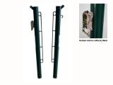 poste padel, postes padel fijos, postes padel metalicos