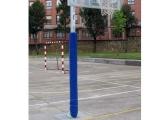 proteccion postes canastas, protecciones poste canasta minbasket