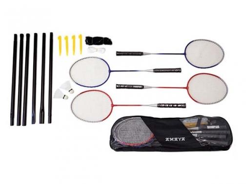 badminton, set badminton iniciacion