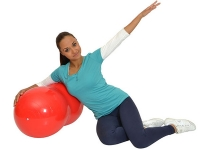 physio roll, balon terapia, balon cacahuete