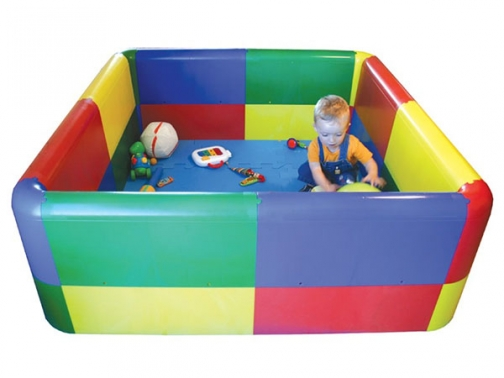 piscina sensorial, piscina sensorial bolas, piscina de bolas