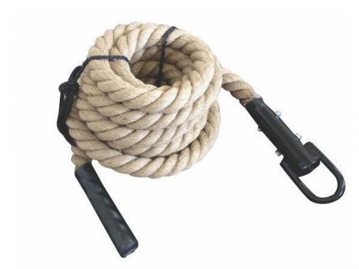 cuerda de trepa lisa, cuerda trepa, cuerda trepa cañamo