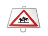 señal educacion vial, panel señalizacion trafico, señal trafico niños, señal trafico colegio cercano